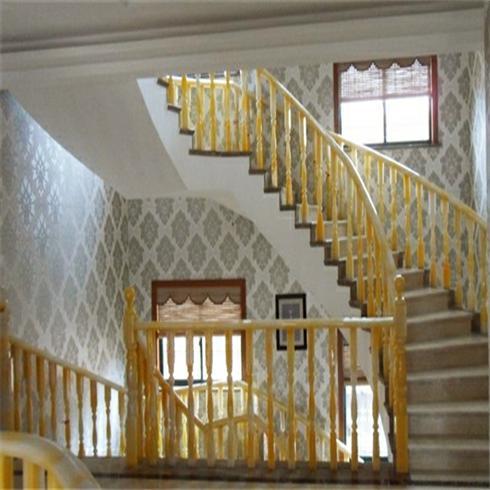 上海铂晶建材玉石楼梯