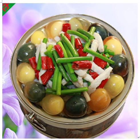 味来主角营养木桶饭系列-什锦龙珠木桶饭