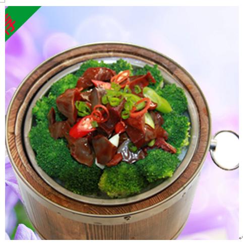 味来主角营养木桶饭系列-湘味鸡杂木桶饭