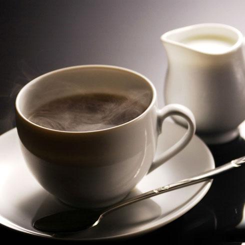 贝克汉堡西式快餐饮料-黑咖啡