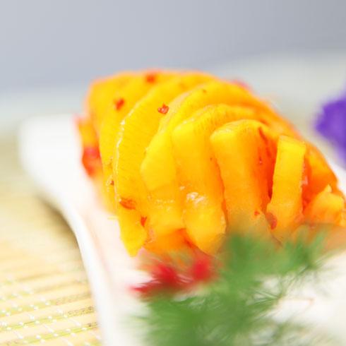 乔东家排骨大包韩国泡菜系列-萝卜泡菜
