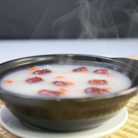 乔东家排骨大包养颜粥品系列-红枣糯米粥