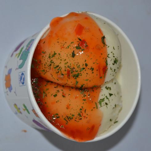 土豆心愿泰式甜辣薯泥