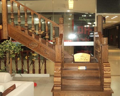 吉步欧式楼梯