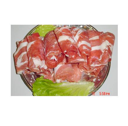 火锅菜品肥牛摆盘,肥牛火锅加盟店,新招鲜火锅菜品肥牛