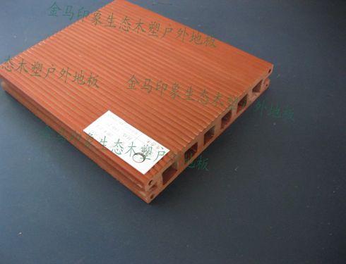 金马印象木塑户外地板系列