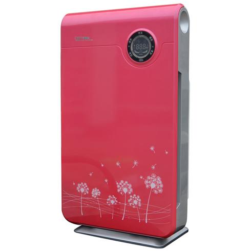 扬子电器家用空气净化器——YZ-AP-001 粉