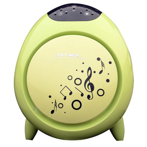 扬子电器负离子空气净化器YZ-AP-006 绿