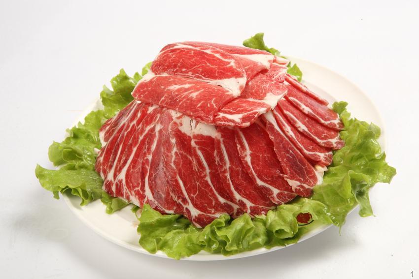 绿叶台湾火锅特色菜品-猪黄喉