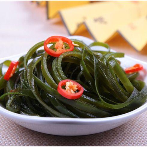 凉拌海带丝-菜斗肉包子-3158招商加盟网;