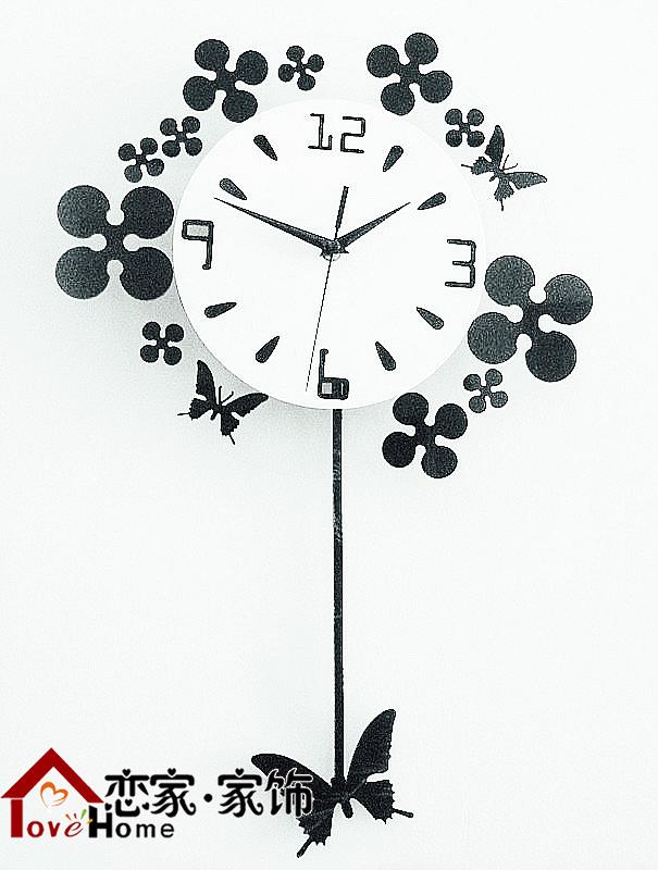 恋家家饰背景墙DIY定制