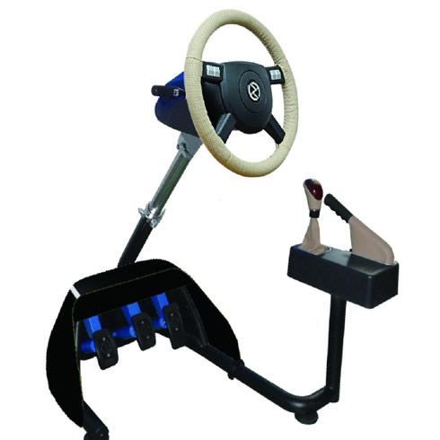 舒适型模拟驾驶模拟器