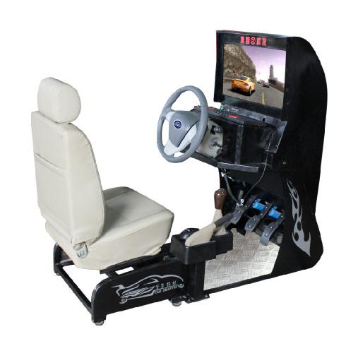 灵通汽车一体机模拟器