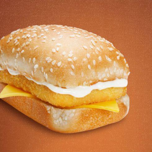 麦香鱼汉堡的热量 麦香鱼汉堡好吃吗 麦肯基麦香鱼汉堡