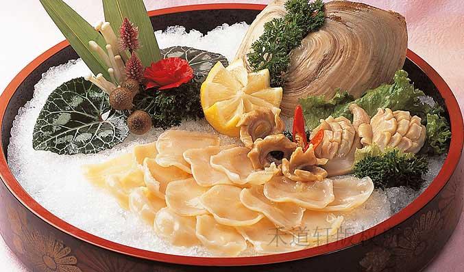 禾道轩日本料理-象拔蚌刺身