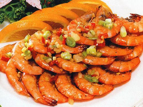 留夫鸭-油爆虾