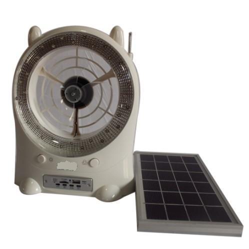 华威阳光太阳能电风扇