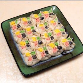 小型家用饺子机加盟 彩色饺子机