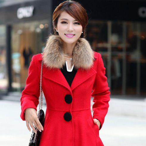 天气越来越冷 爱美的美眉们究竟怎么穿才好看?