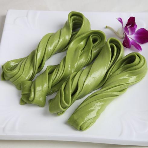 八味锅鱼火锅之绿豆杂面条