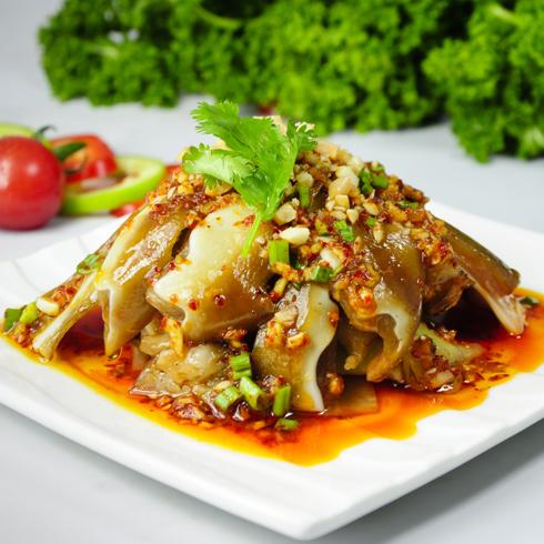 八味锅鱼火锅之精品凉菜