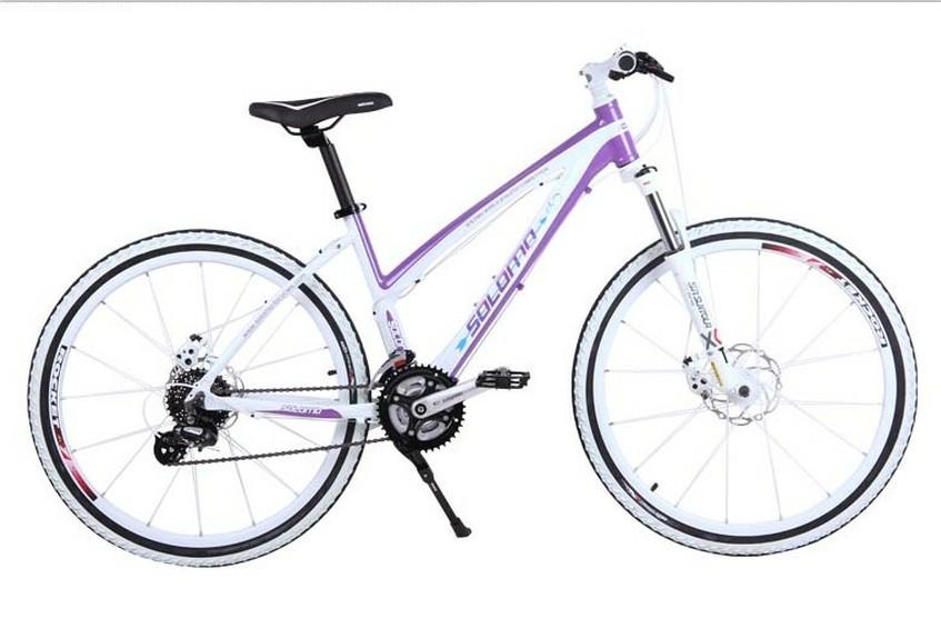 索罗门山地自行车