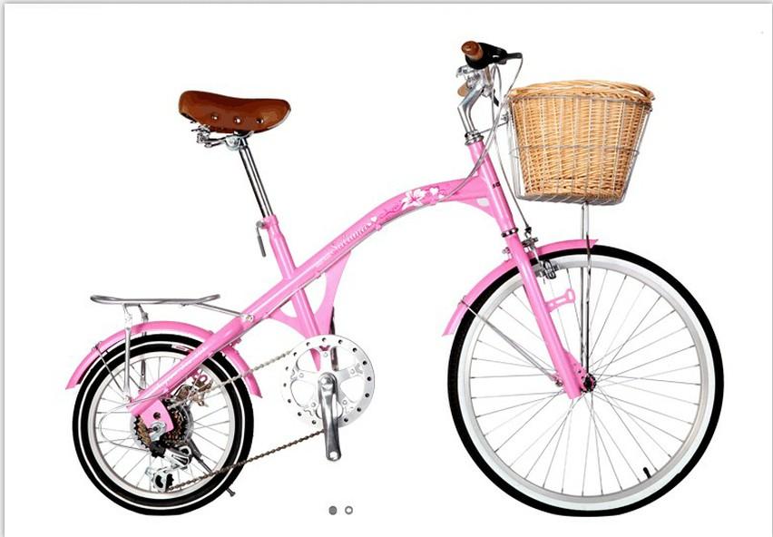 索罗门休闲自行车