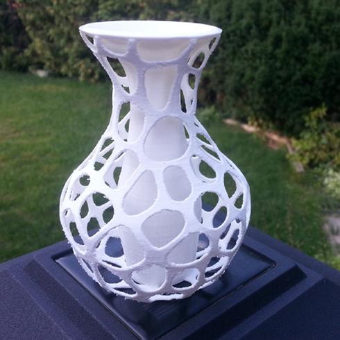 创享空间3D打印艺术花瓶