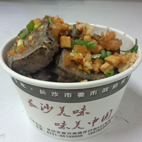 罗家臭豆腐碗装