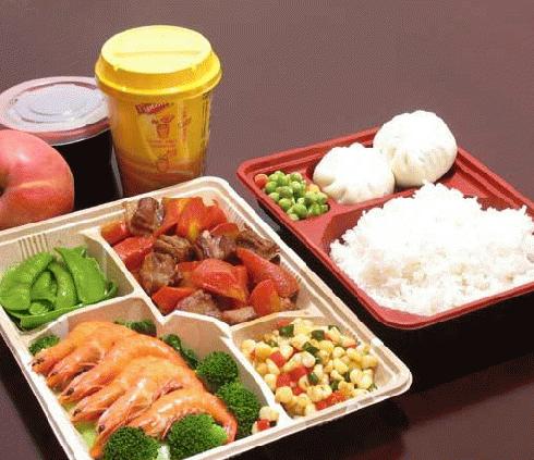 唯客中式快餐图片