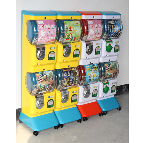豪华型乐淘自动售货机