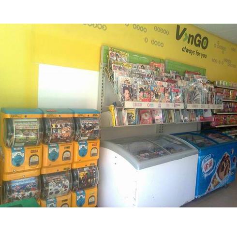 小区便利超市乐淘自动售货机