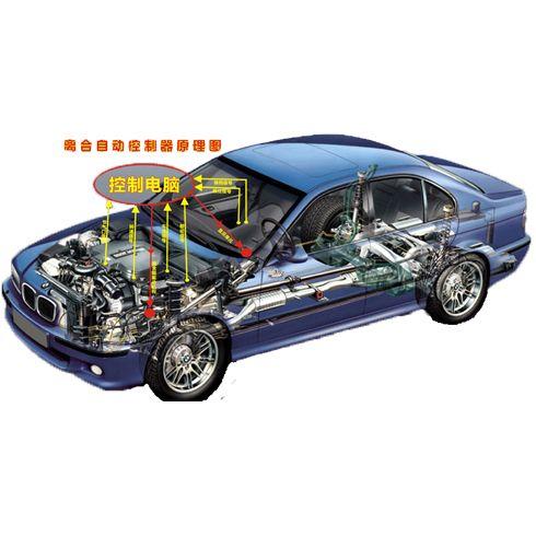 创业项目 汽车用品 新动力自动离合器招商加盟  新动力自动离合器透视