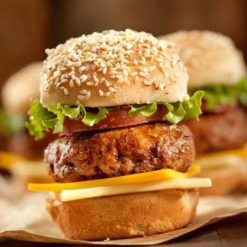 拿度尼汉堡王美式美食