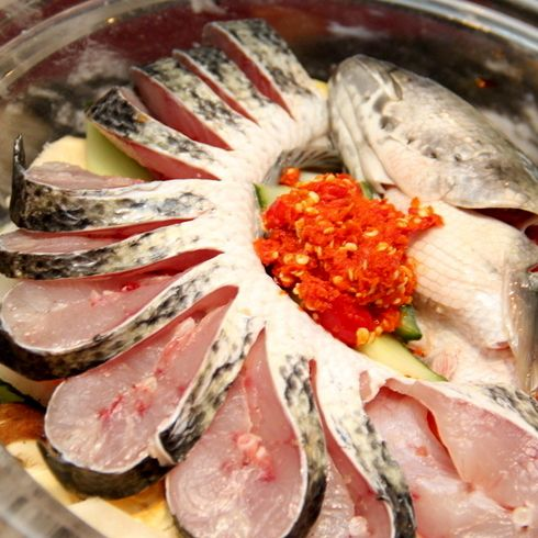 锅之恋焖锅 鱼肉