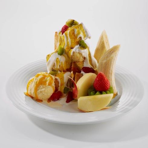 皇家冰团鲜果缤纷蜜糖方块