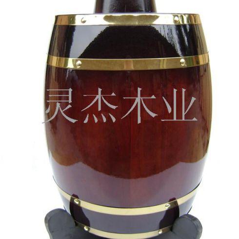 3d酒桶材质贴图
