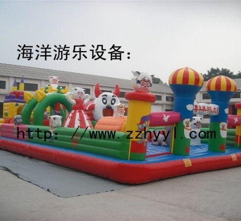 儿童充气蹦蹦床价格大型充气蹦蹦床价格儿童充气沙滩