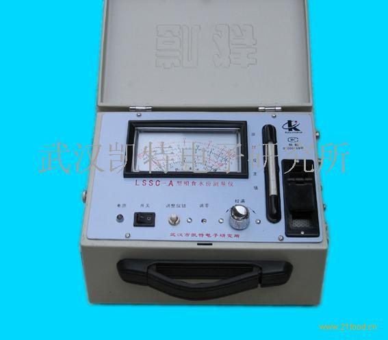 凯特电子lssc-a型粮食水分测定仪图片