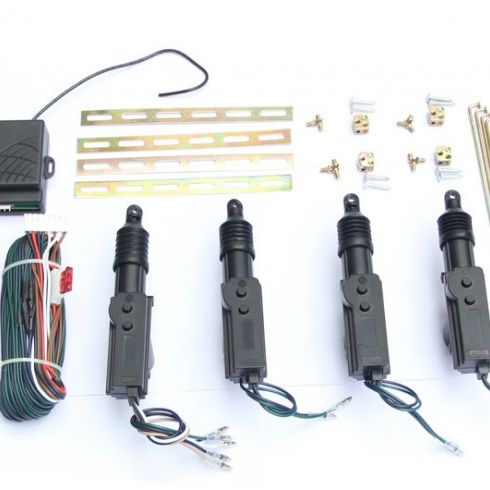 遥控中控锁-杰创汽车电子设备
