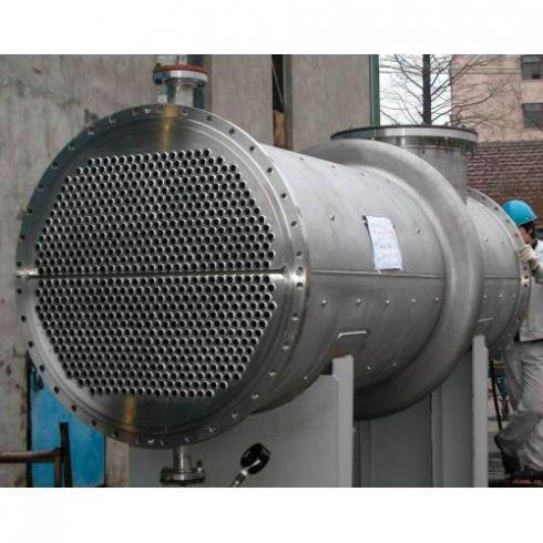列管冷凝器 德力克机械