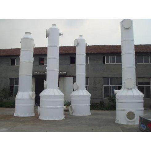 聚丙烯废气净化塔聚丙烯塔多功能净化塔