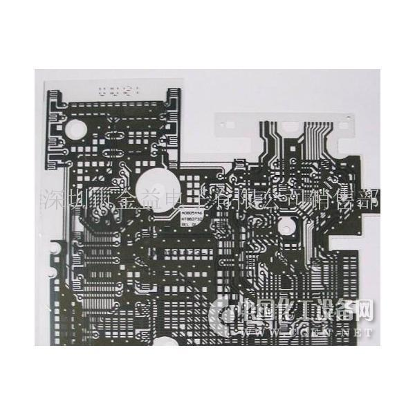 金益电子材料碳油银油线路板