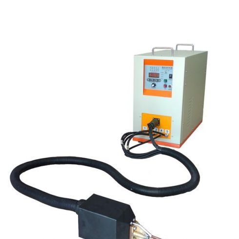 小零件表面淬火 热处理超高频感应加热设备 超高频感应加热机