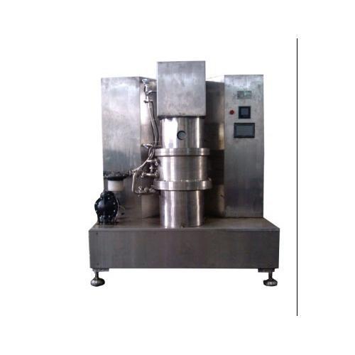 立式纳米砂磨机30l离心专利研磨结构