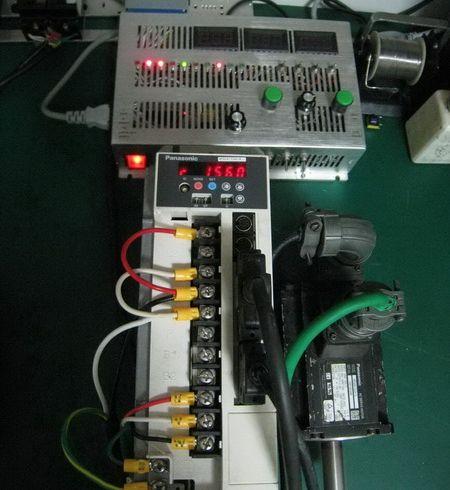 松下伺服电机编码器维修