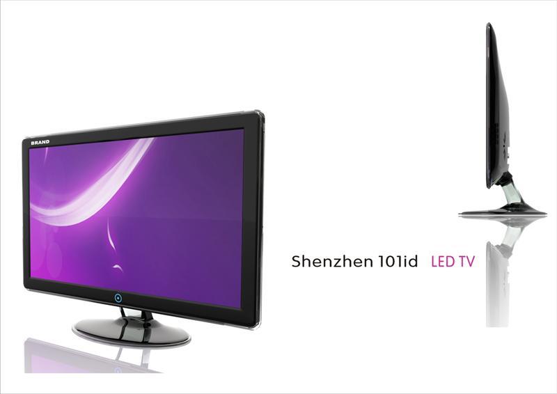液晶电视产品外观设计