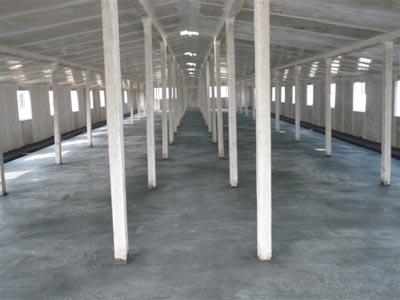 建新型玻璃钢保温鸡舍,猪舍,鸭舍,等保温厂房河北德升最专业图片