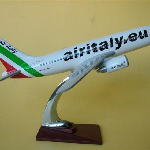意大利航空飞机模型