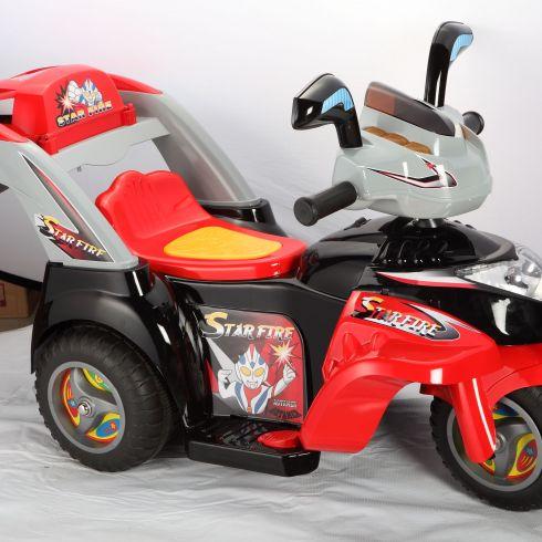 三轮电动童车